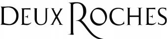 LOGO DEUX ROCHES NOIR
